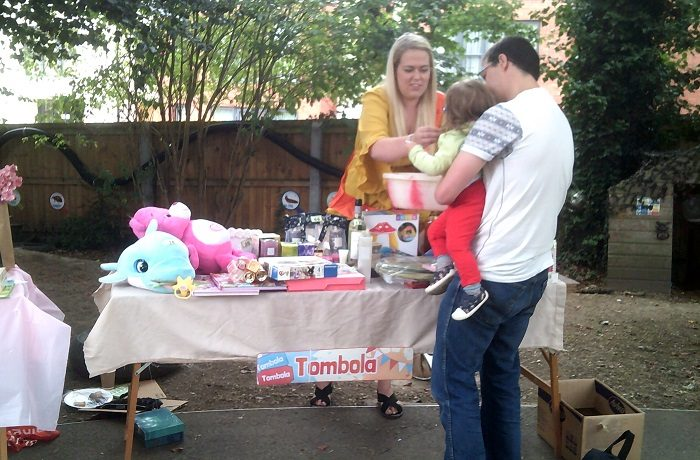 Summer Fete raises over £400 for Meningitis Now