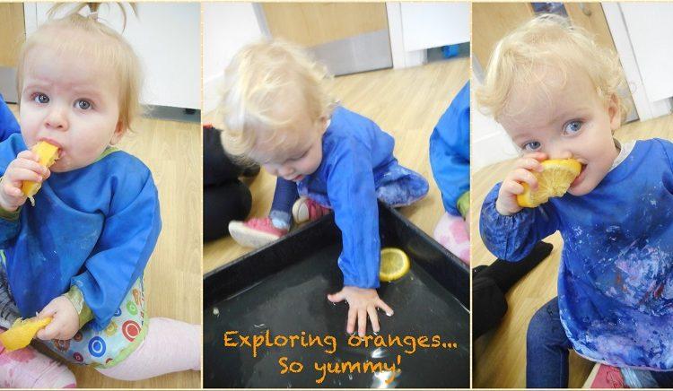 Exploring Oranges
