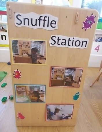 Snuffle Station!