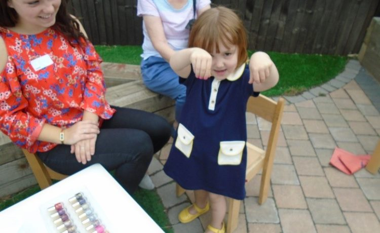 Summer Fete raises £331.72