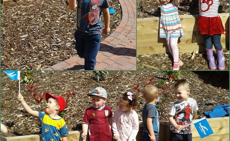 Kings Norton – Shooting Stars Preschoolers 'Get Moving' with BBC WM