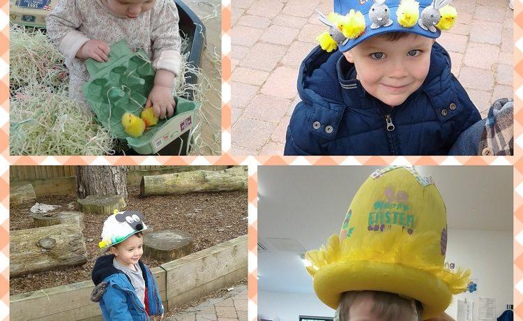 Bromsgrove – Easter bonnet parade