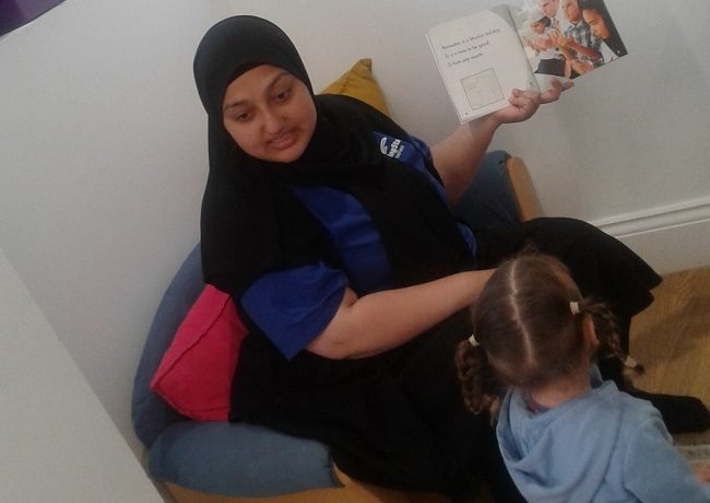 Kings Norton – Learning about Eid
