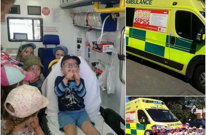 Hinckley – People who help us – paramedics