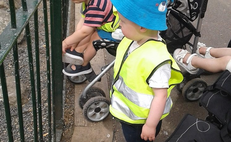 Stourbridge – Pretoddler Nature Walk