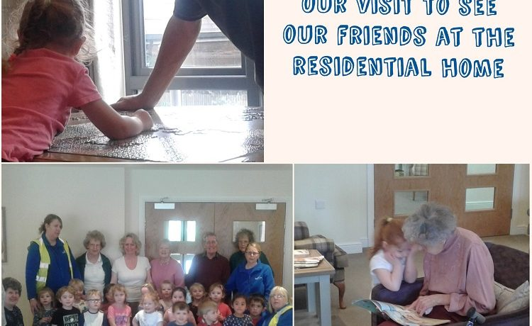 Hinckley – Our visit to see our friends at the residential home