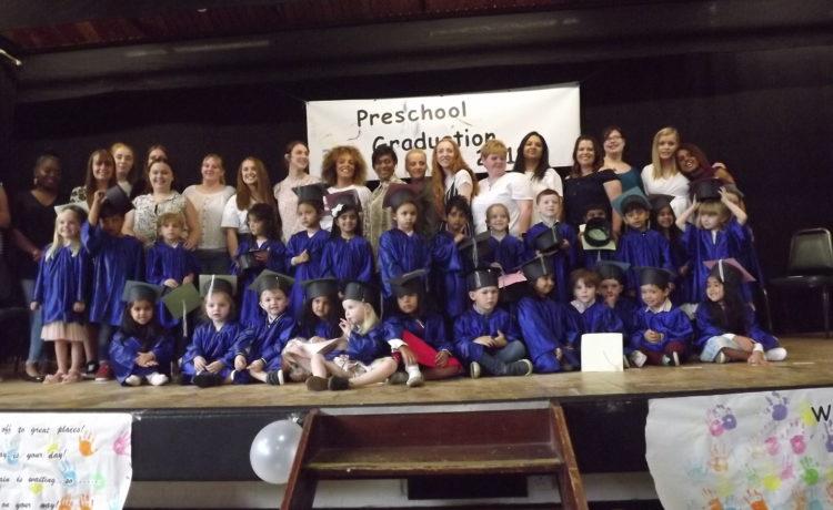 Wolverhampton – Preschool Class of 2019 Graduation