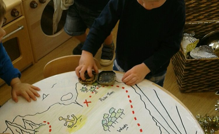 Worcester – Toddlers Discovering Pirates