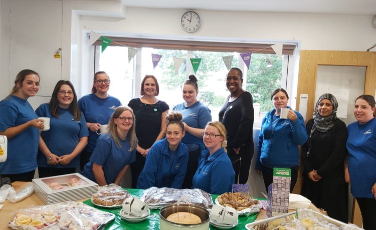 Kings Norton – Open Day Helps Raise Over £200 For Macmillan