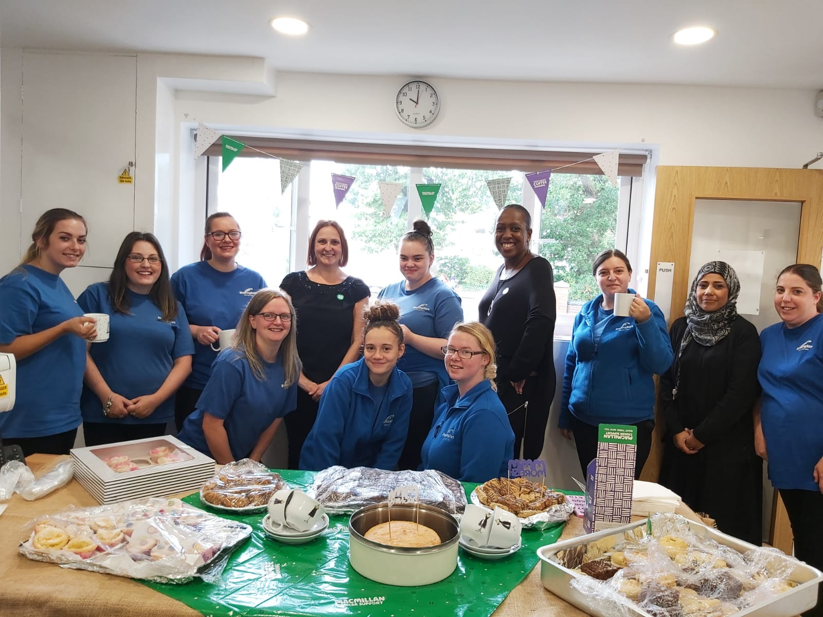 On Saturday, the team at Kings Norton welcomed current and prospective parents to an Open Day and Coffee morning, raising over £200 for Macmillan.
