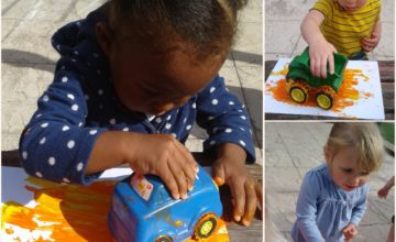 Gloucester – Toddlers Focus on Vehicles and Occupations