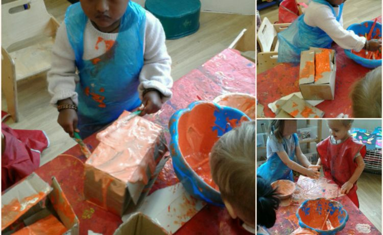 Hinckley – Pre School Imaginative Play