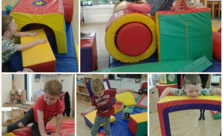 Hinckley – Getting Active in Preschool