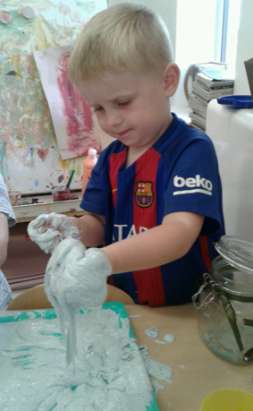 Bromsgrove – Slime Time for Preschool
