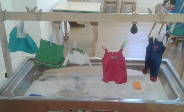 Worcester – Pre School Laundry Role Play