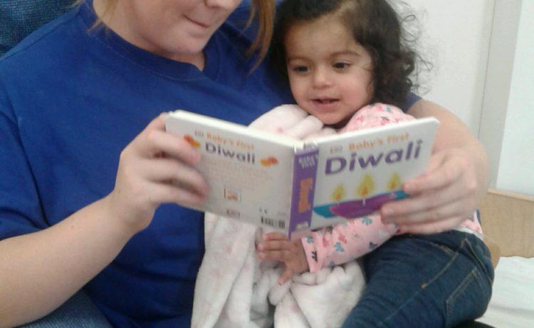 Bromsgrove – Babies Celebrate Diwali