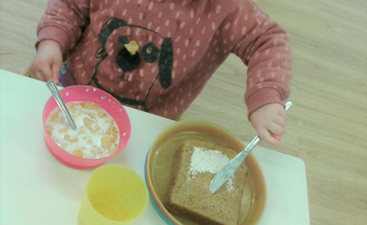 Hinckley – Toddlers Love Toast!