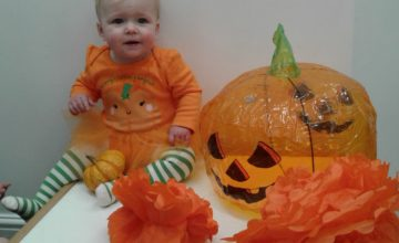 We have been having lots of freaky Halloween fun at Gloucester today!