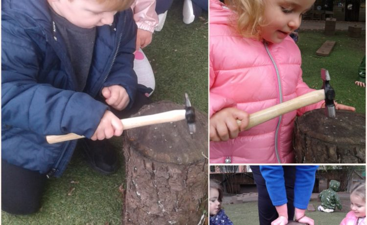 Hinckley – Pre-School Outdoor Risky Play