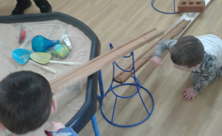 Hinckley – Building The Best Marble Run!