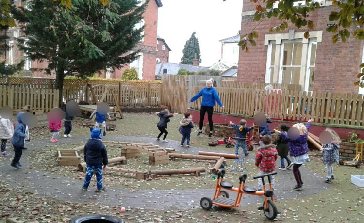 Worcester – Preschool Get Outdoors & Active
