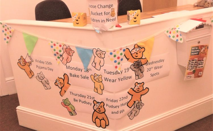 Gloucester – Children In Need Activities 2019