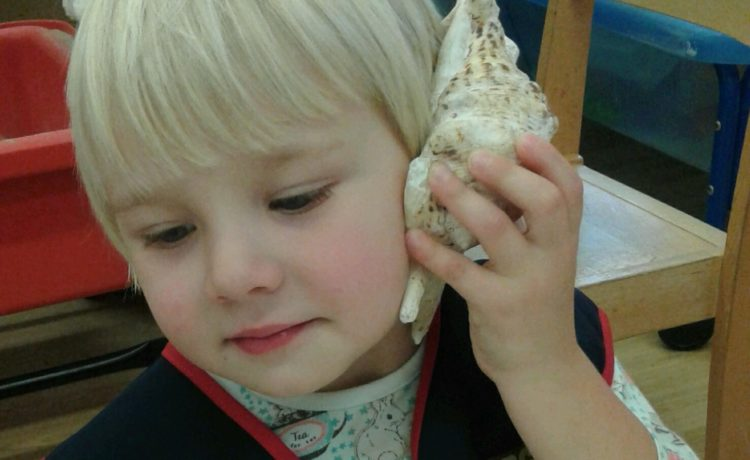 Gloucester – What Can You Hear Toddlers?