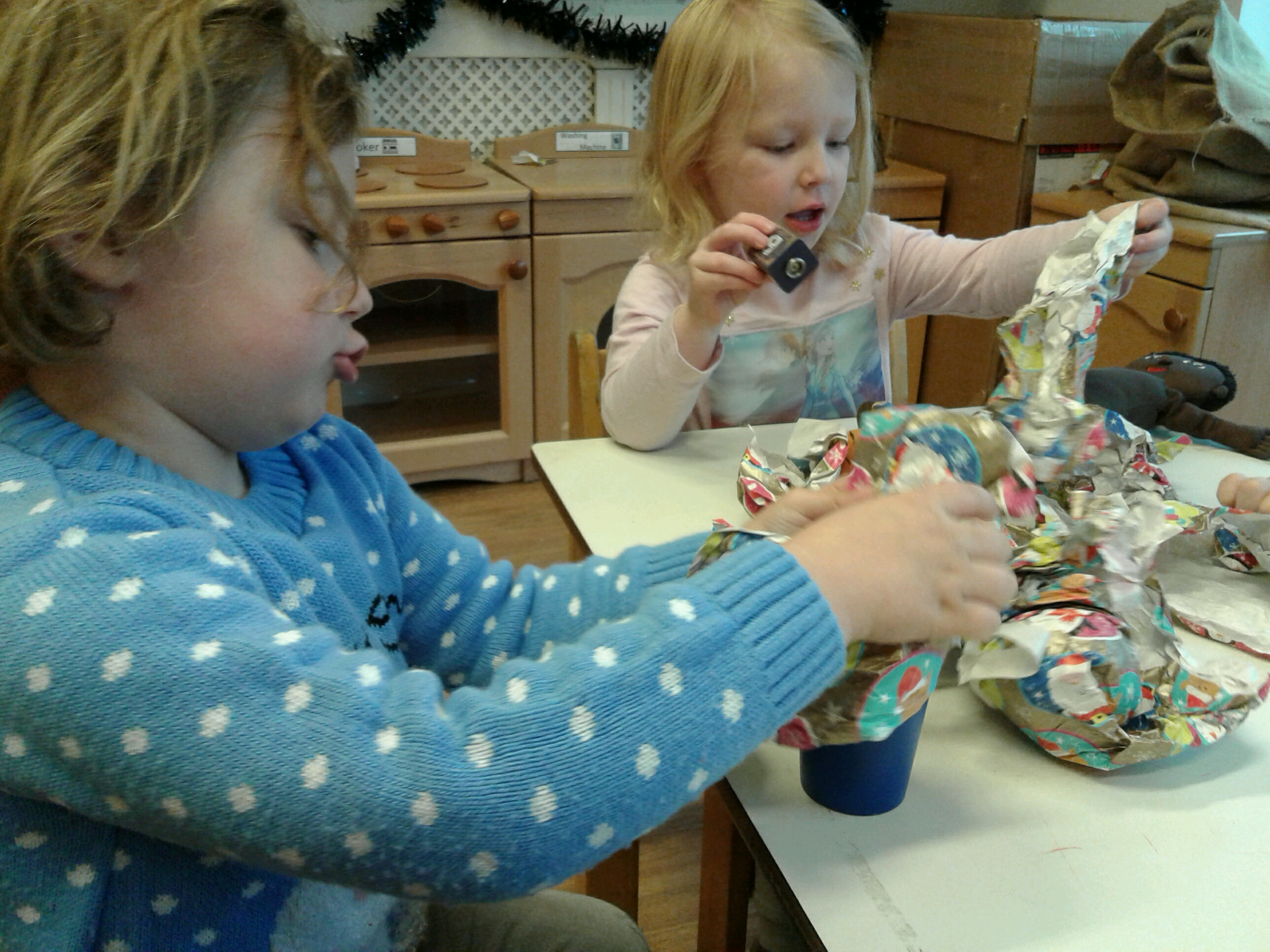 Its been a very busy month in Pre-school 2!