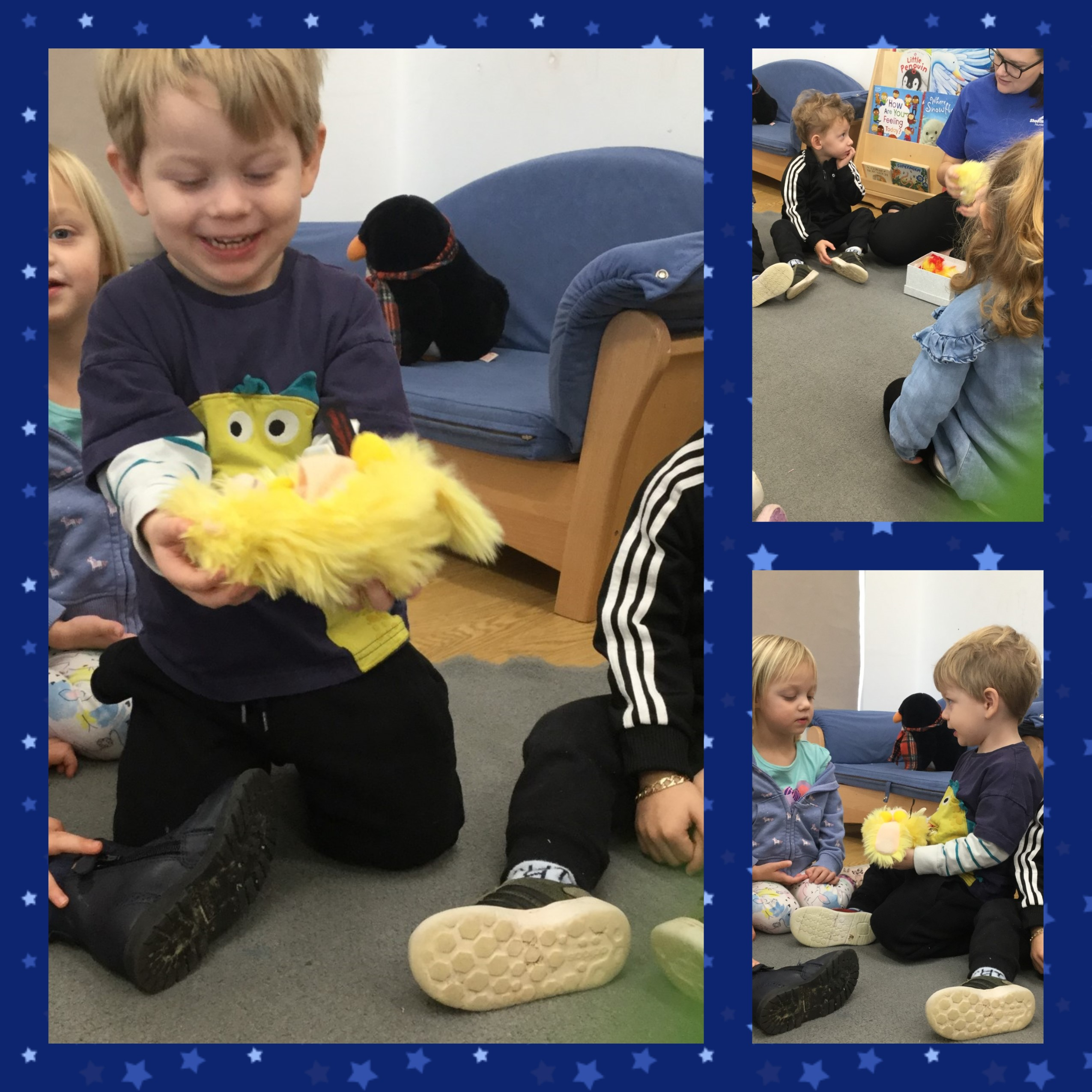 We have recently introduced Beat Baby to the Toddlers at Bromsgrove!