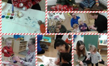 Wow its been a fun and festive week at Kings Norton!