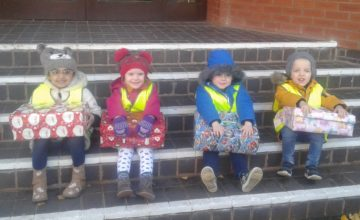 Bromsgrove – Christmas Shoeboxes For Children