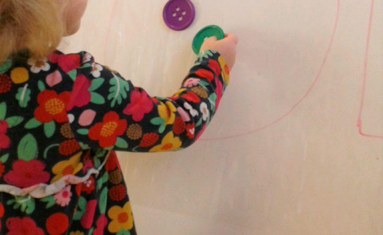 Hinckley – Exploring Shapes In Pre-School