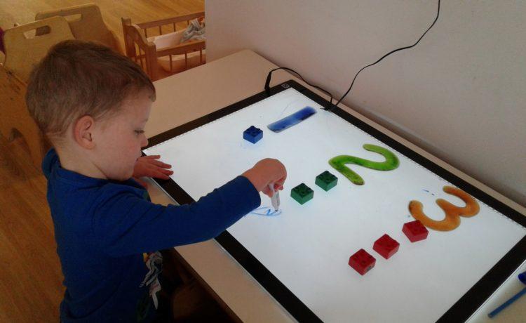 Hinckley – Pre-School 1 Light Up Numbers!
