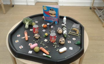 This week in Worcester Pre-school we have really enjoyed celebrating story telling week, all of the children have been so excited each day to discover a new story and retell them with their own unique spin!