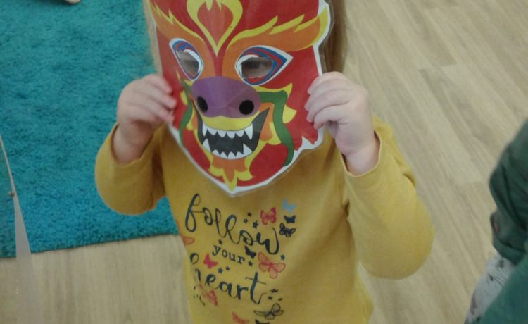 Hinckley – Toddlers Celebrate Chinese New Year!