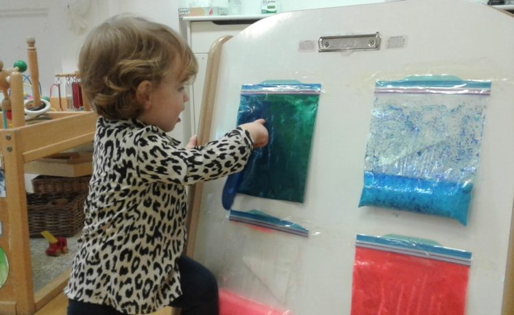 Stourbridge – Babies Baking & Sensory Play