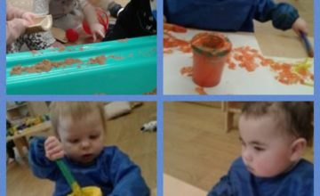 Kings Norton Babies have been exploring the theme,