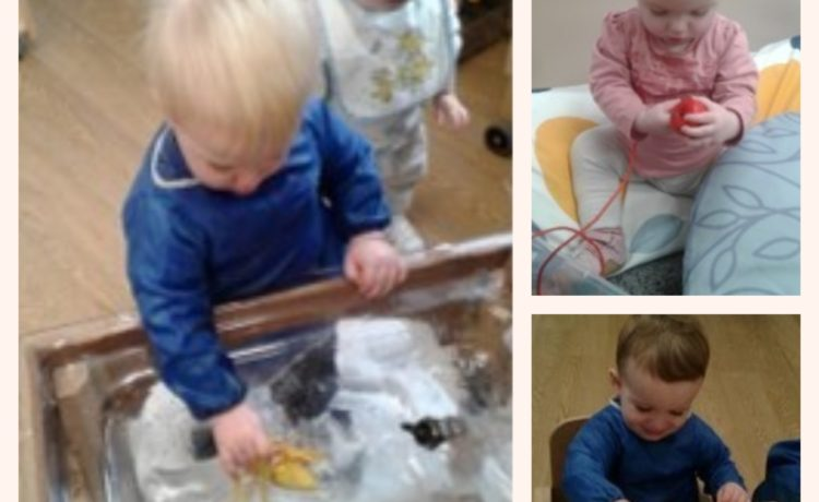 Kings Norton – Pre-Toddlers Fun With Numbers & Colours