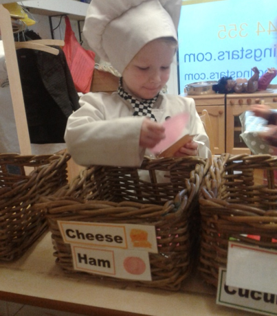 Stourbridge – Pre-School Sandwich Shop