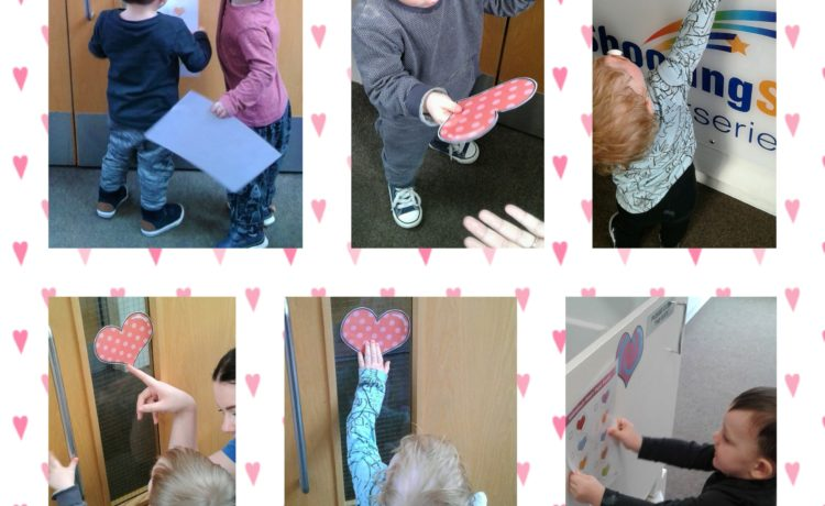 Hinckley – Toddlers Valentines Heart Hunt!