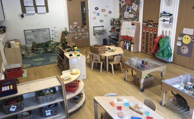 Stourbridge – Pre-School Role Play