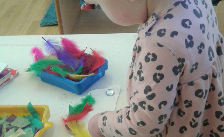 Hinckley – Toddlers Celebrate Mardi Gras!