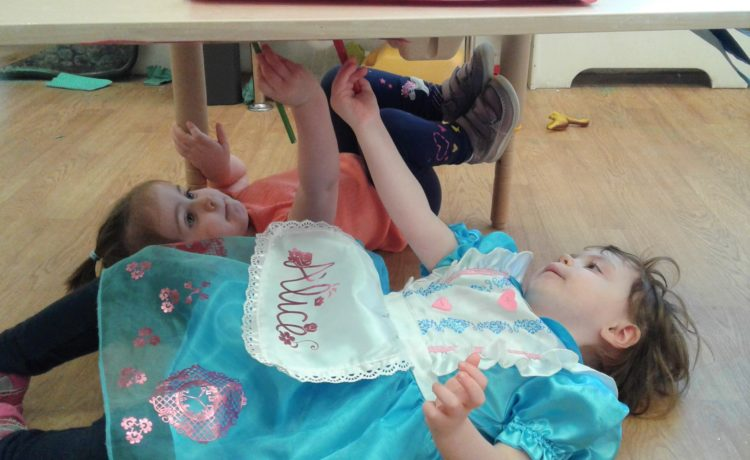 Stourbridge – Toddler's Tummy Time Fun!