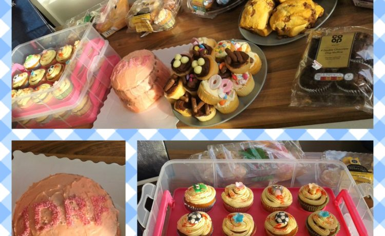 Hinckley – Juvenile Diabetes Research Foundation Charity Cake Sale