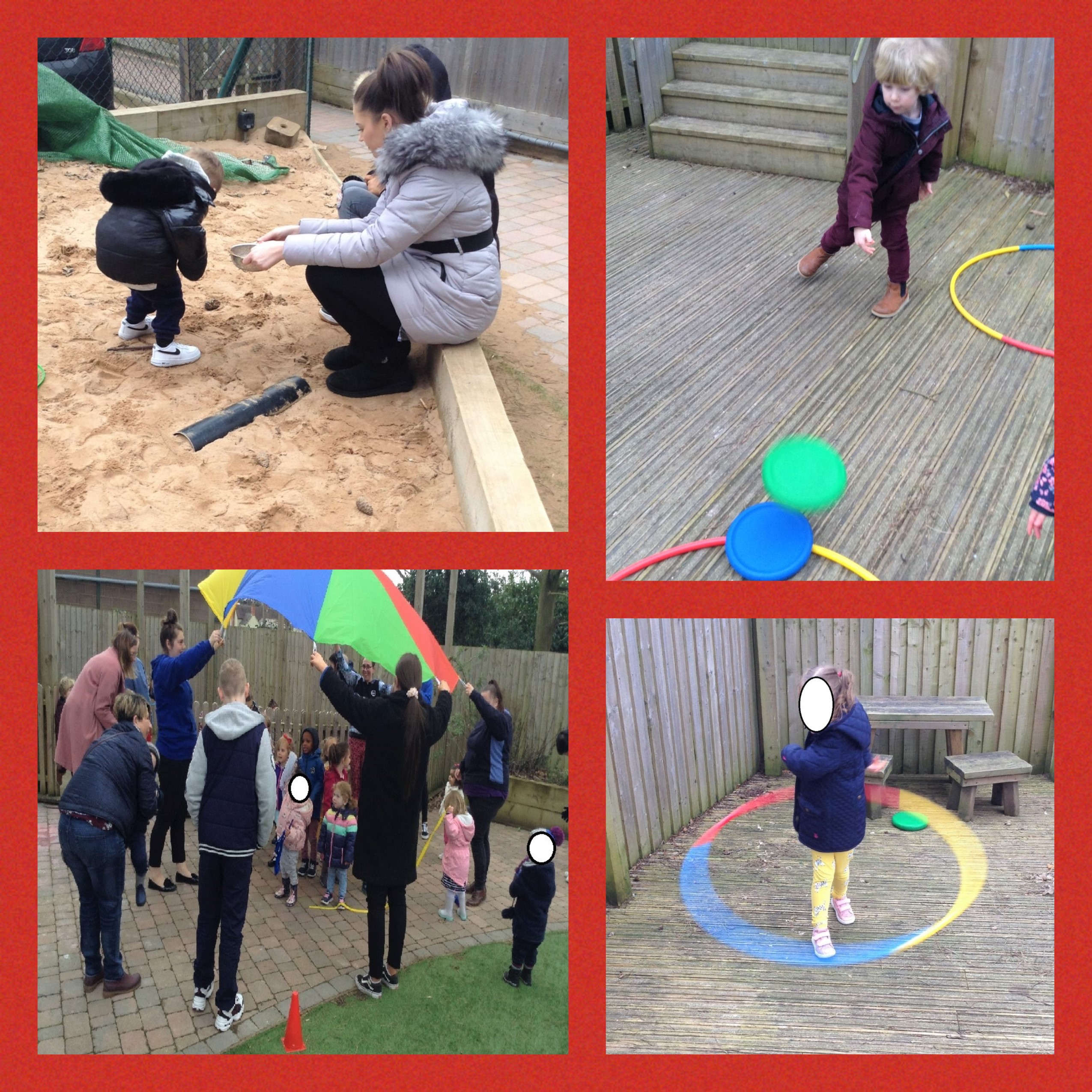 On Friday Bromsgrove held a mini Sports Day raising money for Sport Relief. Children and parents braved the cold to take part in various physical activities & have lots of fun!