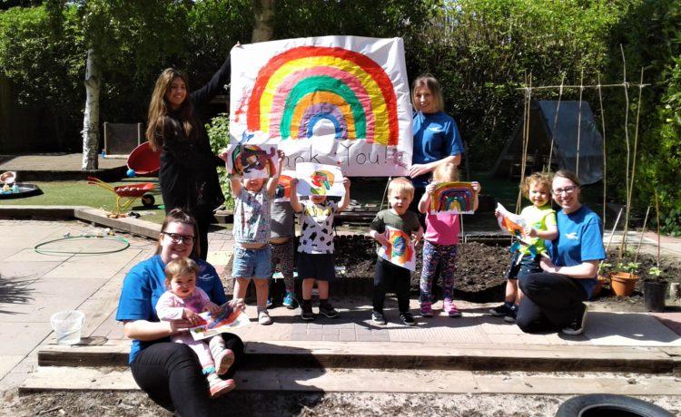 Stourbridge – Fantastic Bright Rainbows!