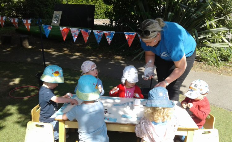 Hinckley – VE Day Garden Tea Party!