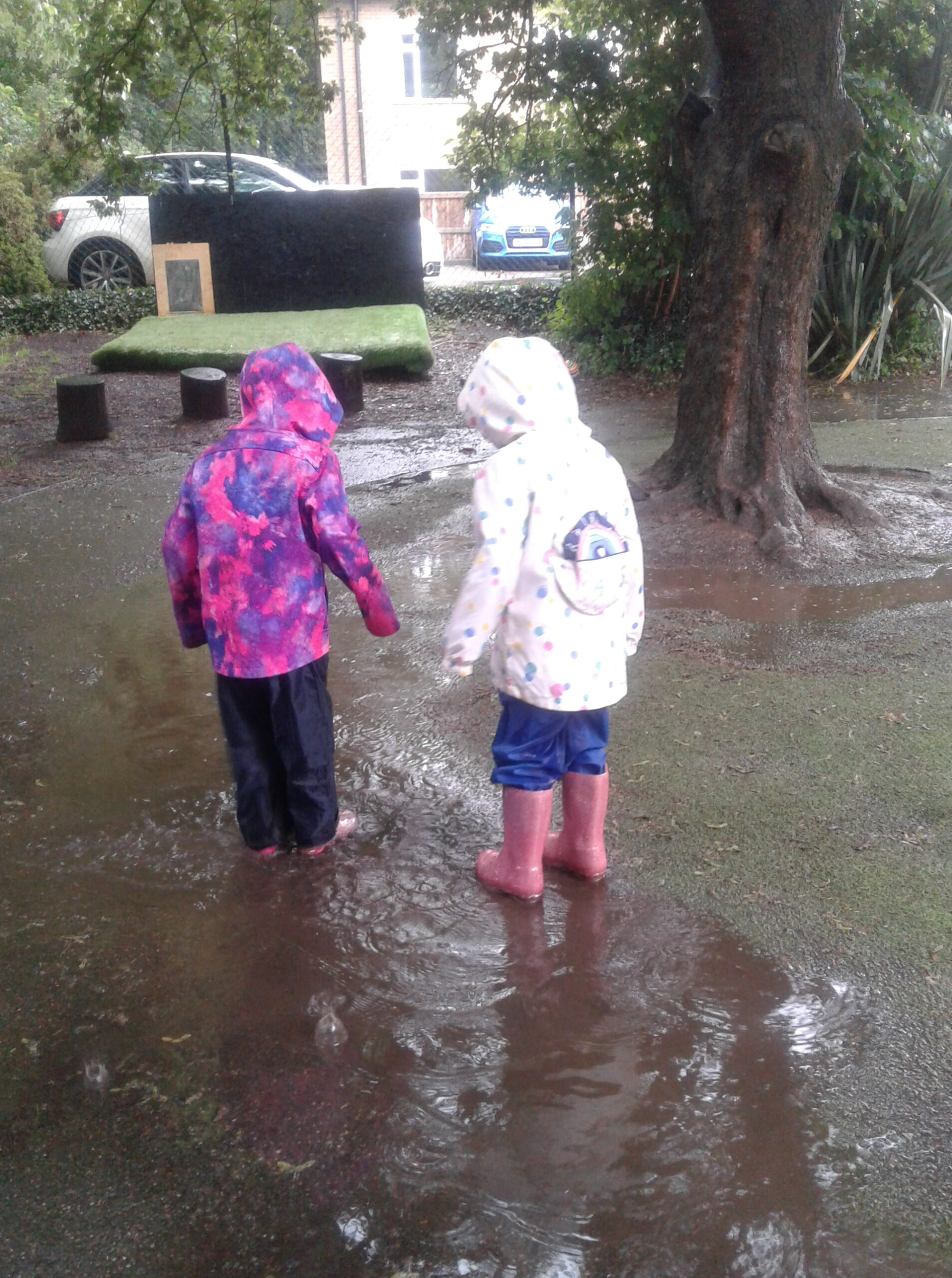 Its been such a busy week in our bubble, with lots of fun joining in with all sorts of different activities!