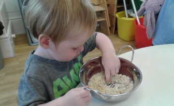 Gloucester – This porridge is just right!