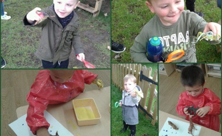 Kings Norton – Preschool have gone Animal Mad!
